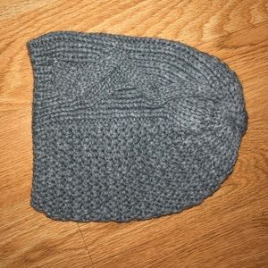 Summer & Rose grey knit beanie